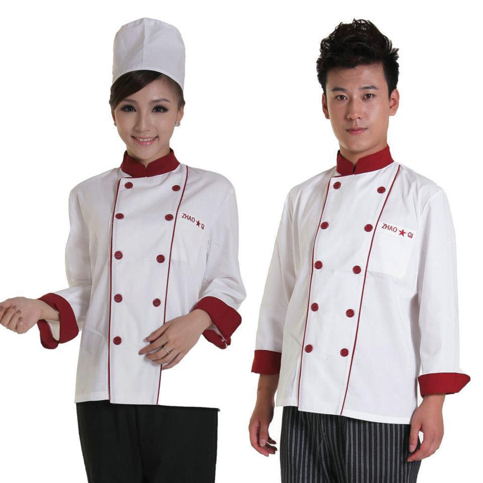 Đồng phục bếp JUNI