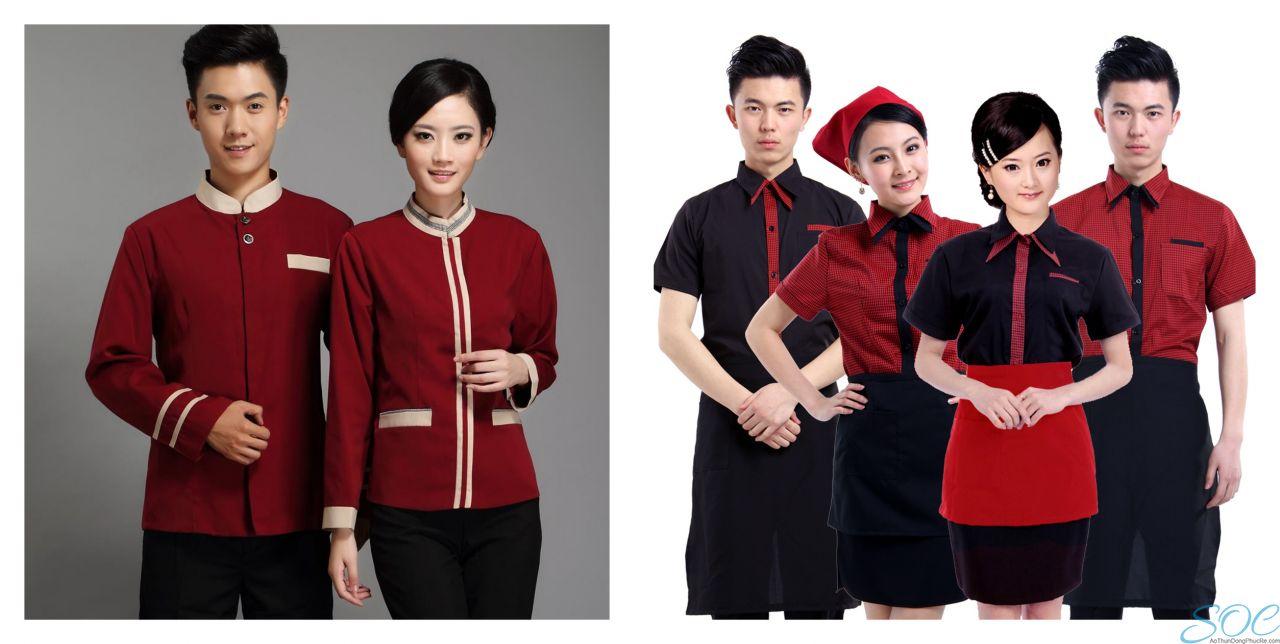 Đồng phục nhà hàng khách sạn - JUNI