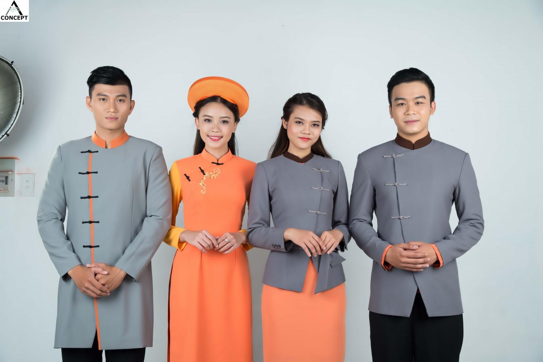 Đồng phục nhà hàng khách sạn JUNI