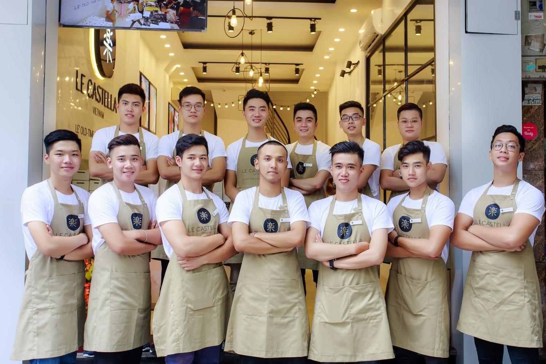 Đồng phục nhân viên phục vụ - JUNI